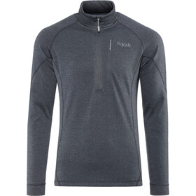 Rab Nucleus - T-shirt manches longues Homme - gris